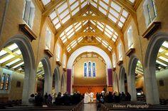 Portland St. Patrick's Cathedral in Portland, Michigan.  www.HolmesPhotography.biz