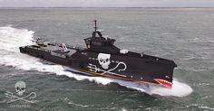 """Résultat de recherche d'images pour """"damen stan patrol warrior sea shepherd"""""""