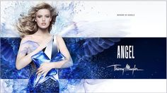 Georgia May Jagger,is ushering in a new era of the Angel legend and was quite an obvious choice. Her mother Jerry Hall already has a close connection to the brand: a regular at Thierry Mugler's couture shows, she was ANGEL's muse from 1995 to 1997. http://inter.mugler.com/on/demandware.store/Sites-cfgint-Site/en/ThierryMugler-UniversePage?cgid=W4110