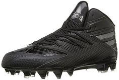 hot sale online 64b5c a9ee7 adidas Performance Mens freak X Carbon Mid Football Shoe,  BlackBlackBlack, M US (Partner Link)