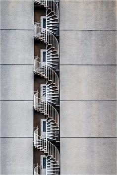 escape route by stoecki66
