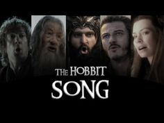 The Hobbit Song - I Will Show You - http://www.dravenstales.ch/the-hobbit-song-i-will-show-you/