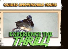 Winter Sports Retreat at Spring Canyon | Snowmobile rentals & tours with All Season Adventures