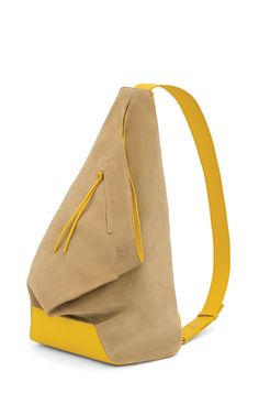 Loewe Bags - ANTON BACKPACK gold/yellow