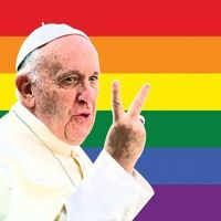 """Francis Says Its OK To be Gay Becuz God Made Them That Way"""" by Eric Gajewski on SoundCloud"""