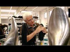 Louis Vuitton shoe making in Fiesso d'Artico (loafers) ✄ http://www.youtube.com/watch?v=pvcgSjA86Ik