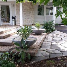 Garden inspiration via @thegrovebyronbay  #garden #thegrovebyronbay #love