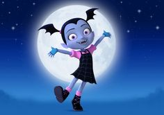 The undead are anything but unfriendly in the animated family comedy series Vampirina, premiering this fall on Disney Channel, Disney Junior and the new Disney NOW app. Disney Jr, Disney Junior, Disney Pixar Movies, Disney Halloween, Girls Birthday Party Themes, 4th Birthday, Birthday Ideas, Disney Hollywood Studios, Frozen Coloring Pages