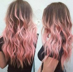 Ombre hair i want!