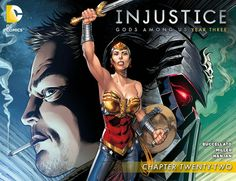 Weird Science: Injustice: Year Three #22 Review