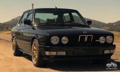 The original M5. The e28. My absolute favourite BMW