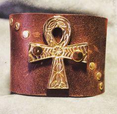 Joxasa life leather cuff