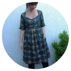 Perfectly Pear Shaped: Simplicity 1800 - Amazing Fit Dress