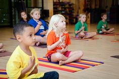 This activity (yoga) provides students with the opportunity to relax, reduce anxiety, practice breathing patterns, and teaches self-calming skills.