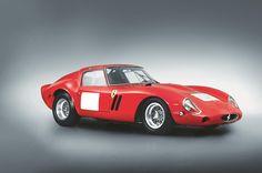 1962年製の『フェラーリ250GTO』3,800万ドルと世界で最も高価な車‼︎