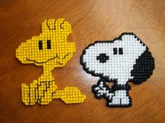 Amigurumi Patterns Snoopy : Cross stitch pattern color christmas carolers snoopy woodstock