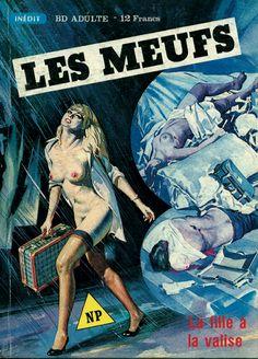 LES MEUFS - N° 5 -  La fille à la valise