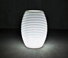 Serralunga Top Pot Wit Verlicht