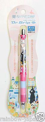 Pilot Dr.Grip Kiki's Delivery Service Black Ballpoint Pen C Studio Ghibli Japan