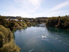 Caudal, Río Toltén, Villarrica