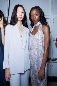 Erin Fetherston at New York Fashion Week Spring 2017 - Backstage Runway Photos