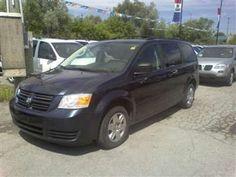 2009 Dodge Grand Caravan SE Minivan