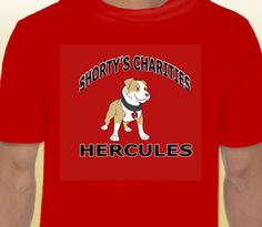 Shorty Shirts -- Show off your support with a T-Shirt