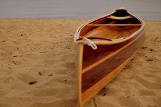 cedar strip Mystic River Tandem canoe at Okoumefest Small Wooden Boat Rendezvous Wood Canoe, Wooden Kayak, Wooden Boats, Canoes, Kayaks, Fishing Lures, Fly Fishing, Mystic River, Paddle Boat