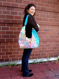 Julie Fei-Fan Balzer Details on making the fabric!