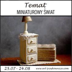 .:Art - Piaskownica:.: TEMAT - Miniaturowy świat - edycja sponsorowana