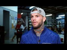 MMA Cody Garbrandt has been preparing for this fight since he was a kid, ready to take title