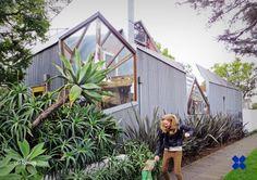 Frank Gehry /// Gehry House /// Santa Monica, California, USA /// 1978