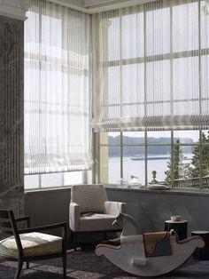 sheer blinds