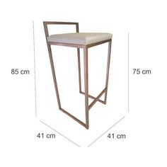 Metal Furniture, Living Room Chairs, Room Decor, Bronze, Sofa, Metallica, Bar Embutido, Table, House