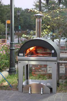 El horno Mangiafuoco Negro, de Fontana Forni.