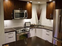 Before and after kitchen makeover ideas pinterest we for Kitchen remodeling ideas on a small budget