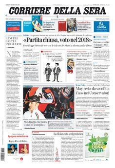 Corriere della Sera // 10/06/2017 //