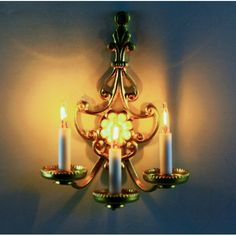""""""" Florence"""" Wall Sconce - For Club Members Candle Sconces, Wall Sconces, Wall Lights, Ceiling Lights, Florence, Scale, Chandelier, Table Lamp, Miniatures"""