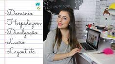 como começar um blog? Hospedagem, domínio, divulgação, layout, lucro etc.