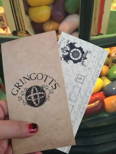How to use Gringotts Bucks at Universal Studios