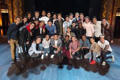 'Boy Band' cast of 30 young and talented male singers announced by ABC Boy Band's premiere is fast approaching and ABC has revealed the identities of the 30 contestants who will be competing for five spots in America's next greatboy band. #BoyBand #AmericasNextTopModel #NickCarter #Timbaland #RitaOra @BoyBand