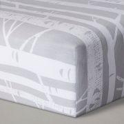 Fitted Crib Sheet Birch - Cloud Island™ - Gray already viewed