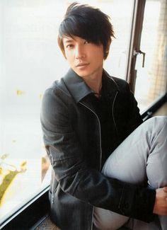 Tamaki Hiroshi - as Chiaki Senpai - Nodame Cantabile live action. Sooo handsome