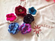 Quick & easy brooches