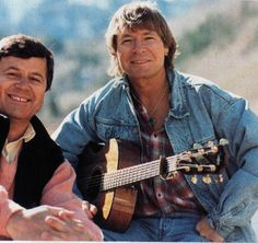 with Ray Martin, Maroon Bells, 1994 John Denver, Aspen, Colorado, Country Music Singers, People Of The World, Great Bands, First Love, The Incredibles, Babe