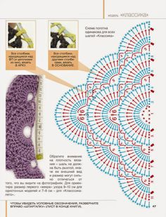Crochet Knitting Handicraft: shawl