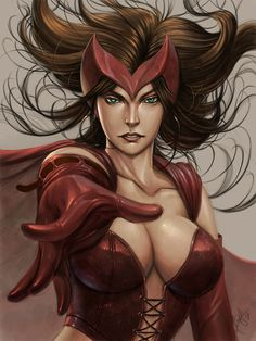 Scarlet Witch.