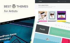 Are you looking for WordPress themes for artists, arts and crafts, and other creative niches? Checkout our pick of the best WordPress themes for artists.