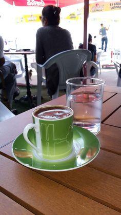 Türk kahvesi - Fındıklı