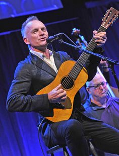 Sting and Paul Simon to tour North America together in 2014 | EW.com